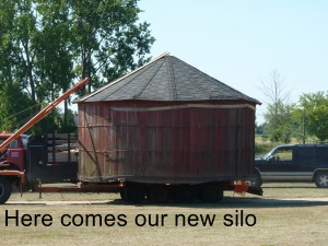 Moving the Silo 8-7-16